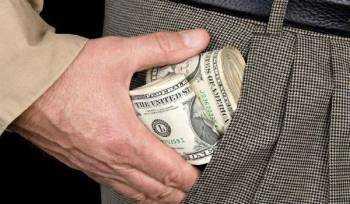 баксы в карман