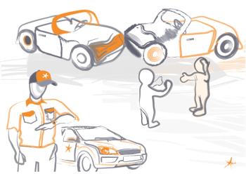 картинка авария и аварком